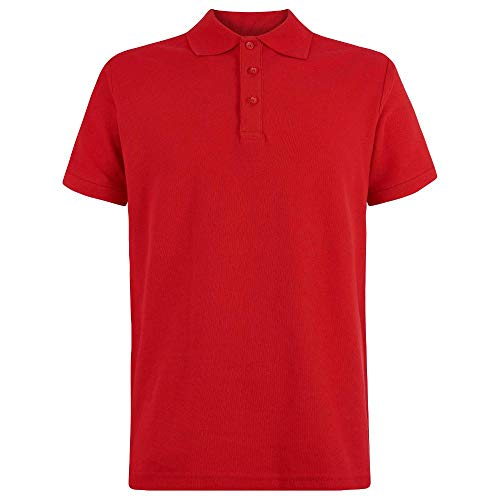 Logostar - Perfect Poloshirt - bis 8XL / Red, 4XL