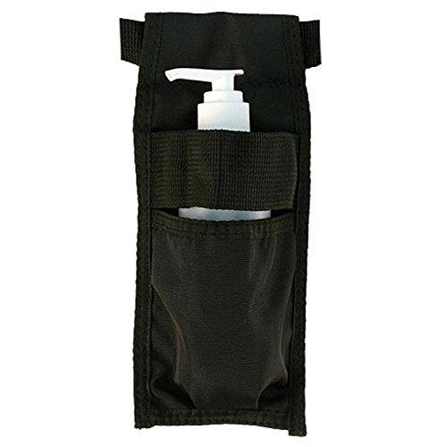 Cintura e tasca porta dispenser.