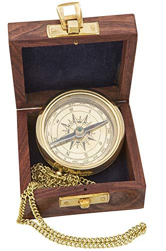 mare-me Kompass mit Ankergravur