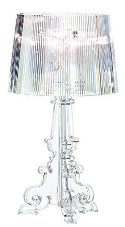 kartell lampe de table bourgie crystal luminaires et eclairage. Black Bedroom Furniture Sets. Home Design Ideas