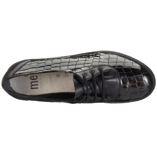 Meisi Gipsy 21696-54, Chaussures femme Noir