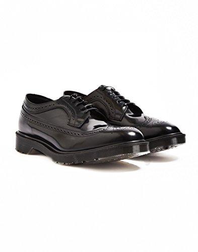 Dr. Martens 3989 Boanil Brush Brogue Shoes 42 EU Black Martens 3989 Wingtip
