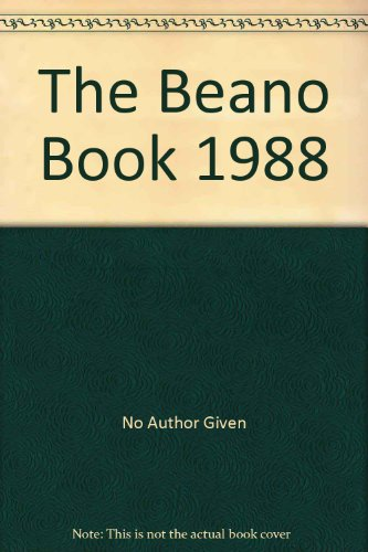 The Beano Annual 1988