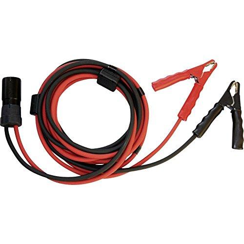Unbekannt Set® TS 170 Starthilfekabel 35mm² Kupfer 5m NATO-Stecker, mit Stahlblech-Zangen, mit Schutzschaltu