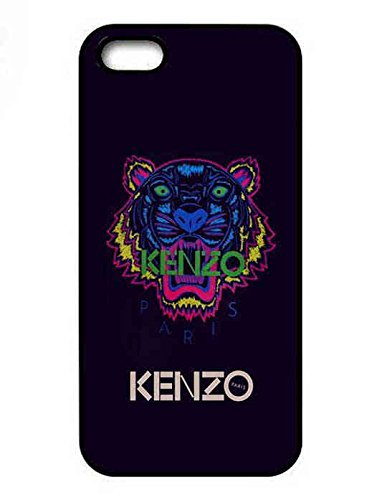 Iphone 5/5s Coque KENZO Brand Logo Durable Cute Etui TPU Phone Coque Cover PpnnOlalab