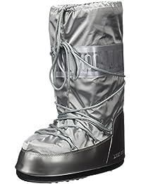 be53fe6d03 Amazon.es  Plateado - Botas   Zapatos para mujer  Zapatos y complementos