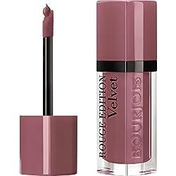 Bourjois Rouge Edition Velvet Rouge à Lèvres Liquide 07 Nude-Ist Volume 6.7 ml 0.23 oz