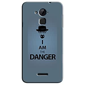 I AM DANGER BACK COVER FOR COOLPAD NOTE 3