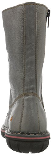 Art Assen High Lace - Bottes femme Gris - Grey (Memphis Grey)