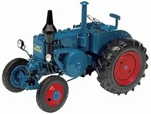 00130 Schuco Classic 1 18 Lanz Ackerluft D 9506 Blau Spielzeug