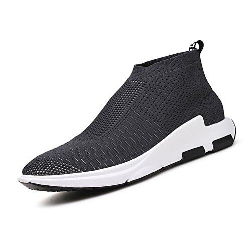 Madaleno uomo scarpe da corsa ginnastica running respirabile corsa all'aperto sneakers sportive outdoor tennis basse