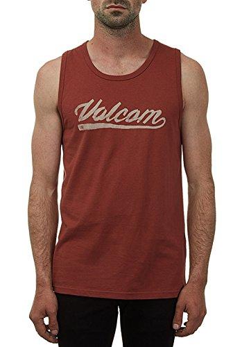 volcom-mens-basecoat-tank-top-muscle-sleeveless-t-shirt-red-men-basecoat-tank-top-armelloses-t-shirt