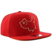 Underground Kulture Gorra de béisbol roja del Snapback de China 5c76ca31c17