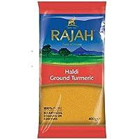 Rajah - Cúrcuma en polvo - Haldi molido - 400 g