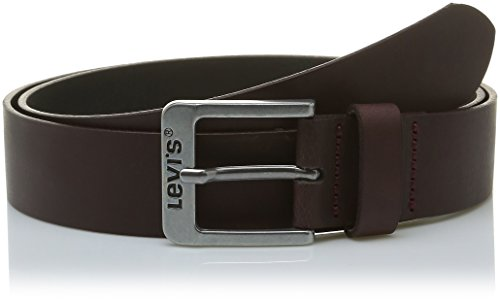 Levi's Free, Cintura Unisex - Adulto, Rosso (Dark Bordeaux), 90 cm (Taglia Produttore: 90)