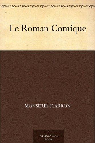 Couverture du livre Le Roman Comique
