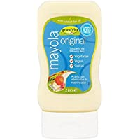 Granovita Mayola Egg Free Mayonnaise in Squeezy Bottle 280g (Pack of 6)