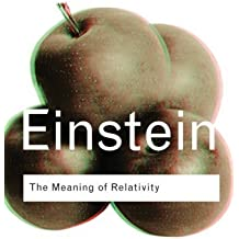 The Meaning of Relativity (Routledge Classics) by Albert Einstein (2003-02-06)