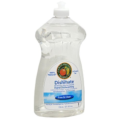 earth-friendly-products-dishmate-dish-liquid-free-and-clear-25-ounce-pack-of-6-by-earth-friendly-pro