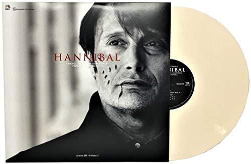 Hannibal Season III • Volume I (Original Television Soundtrack) Limited Edition Vanilla Sicilian 2XLP Vinyl [Condition-VG+NM]