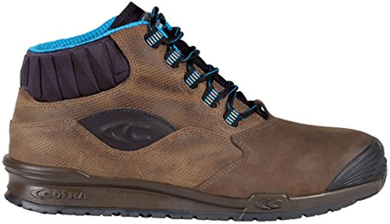 Cofra 78780-000.W43 S3 SRC taglia 43 Perk , scarpe di sicurezza, Coloreeee  Marroneee | Specifica completa  | Uomini/Donna Scarpa