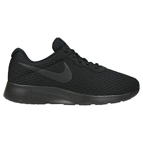 Nike Herren Tanjun Sneakers, Mehrfarbig (Nero Anthracite), 43 EU