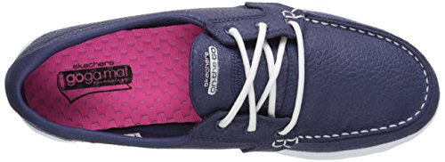 Skechers Performance On-the-go Flagship Slip-on Boat Shoe Navy