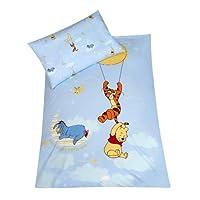 Julius Zöllner 8500010933 - Bettwäsche Disney Dream World blau 80/80
