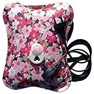 Weltime heating bag, hot water bags for pain relief, heating bag electric gel, Heating Gel Pad-Heat Pouch Hot