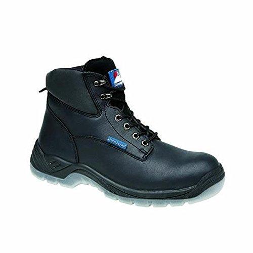 Stiefel Herren schwarz Grain Leder Himalaya Full Sicherheit XY8xSqwwUd