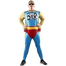Das Männer-Kostüm   Biermann Comic Helden Kostüm für richtige Kerle   Größe S, M, L, XL, XXL   Besser kannst Du dich nicht verkleiden