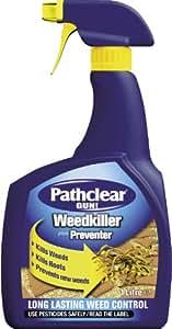 Scotts Miracle Gro 1L Pathclear Gun Weedkiller/ Preventer