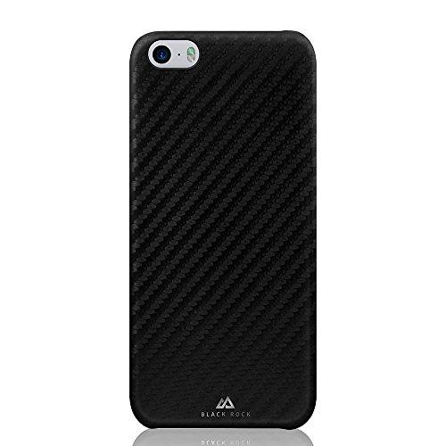 black-rock-flex-carbon-hulle-fur-apple-iphone-se-schwarz