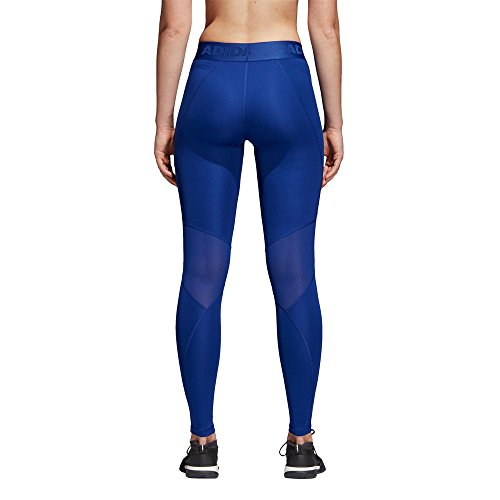 Adidas Women's AlphaSkin Sport Long Tights - SS18 Blue