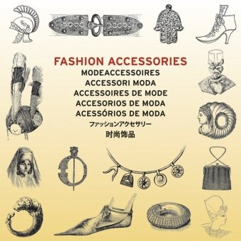 Fashion accessories-Accessori moda (Pepin Press Design Books)