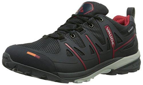 Vaude Tereo - Chaussures de randonnée Homme - Sympatex gris/noir 2014 chaussures de montagne Rouge (Indian Red 614)