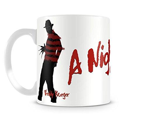 Offizielles Lizenzprodukt A Nightmare On Elm Street Kaffeetasse, Kaffeebecher