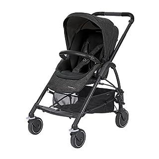 Bébé Confort Mya - Cochecito urbano, diseño compacto, sistema plegable, para bebes de 0 meses hasta 3,5 años, color negro (B076DP82VB) | Amazon Products