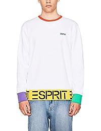 Esprit 057ee2j006, Sweat-Shirt Homme