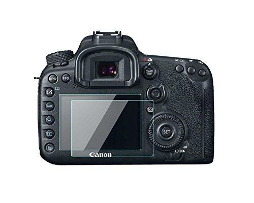 Canon EOS 77d/7d Mark II LCD protector pantalla Foils