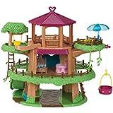 Imaginarium - Camomile Tree House, casita del árbol de animalitos miniatura (73510)