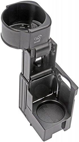 INION® KFZ für Mittelkonsole Getränkehalter - Becherhalter - Ablagefach - Stauraum - Cup Holder - Aufbewahrungsbox - Ablagefach Stauraum - Dosenhalter - Becherhalter - Kaffeehalter - Flaschenhalter - Drink Holder - Organizer- B66920118, 2116800014 (W211 Getränkehalter)