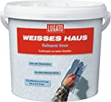 Lugato Weisses Haus Reibeputz Innen 2mm 20 kg