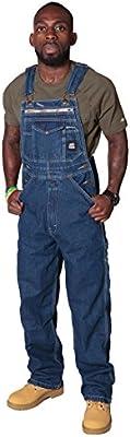 Berne Peto Corte Loose - Stonewash hombre Industriales monos ropa de trabajo BERNE01