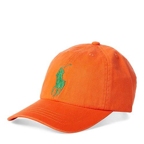 Imagen de polo ralph lauren   de béisbol para niños de 6 a 14 años, color naranja marino