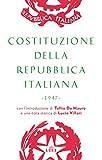 libro Costituzione della Repubblica Italiana (1947)