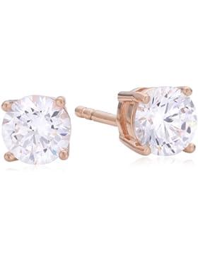 Esprit Jewels Damen-Ohrstecker 925 Sterling Silber grace rose ESER91170C000