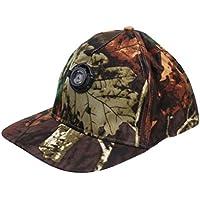 Jaxon Cap mit integrierter Lampe Baseballcap Cappie Mütze Schirmmütze mit LED