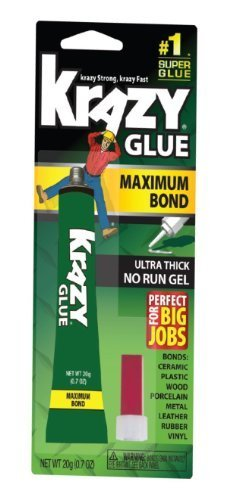 elmers-products-kg48148mr-20g-krazy-glue-maximum-bond-gel-6-pack-by-elmers-products