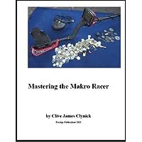 Dominar la Makro Racer Metal detector de libro por Clive James clynick